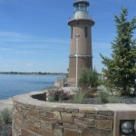 Clover Island Lighthouse, Kennewick, WA