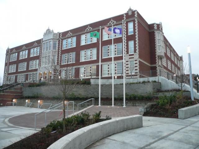 Garfield High School, Seattle, WA