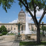 Government Legislative Grounds, Manitoba, Canada