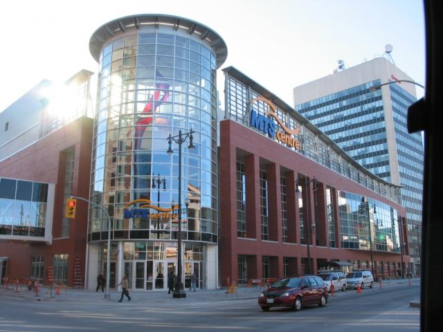 MTS Centre, Winnipeg, MB Canada