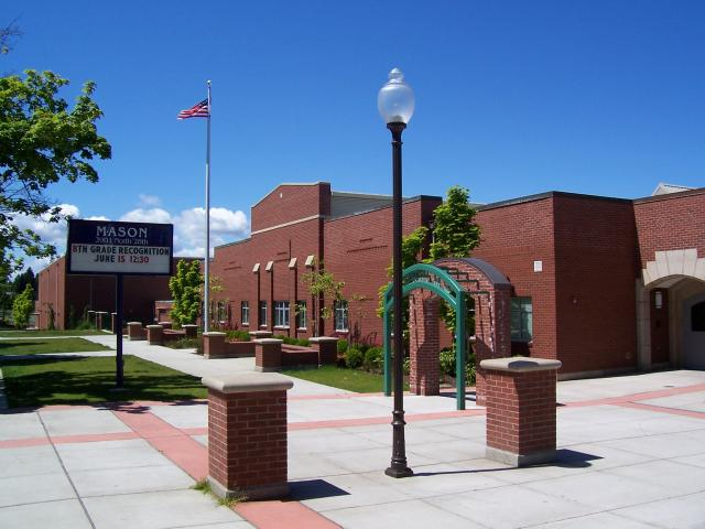 Mason Middle School, Tacoma, WA