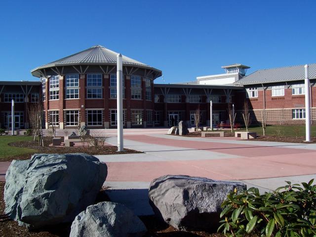 Mt Tahoma High School, Tacoma, WA
