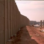NJ Turnpike Sound Wall
