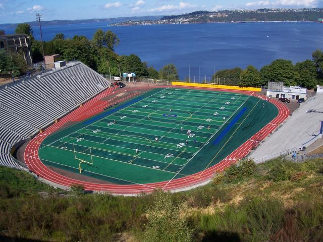 Stadium High School, Tacoma, WA