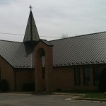 Holy Guardian Angel Catholic Church, Brinktown. MO